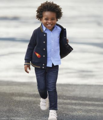Ciara Shares Cute Photo Of Her Son, Zahir As He Books His First Modeling Gig