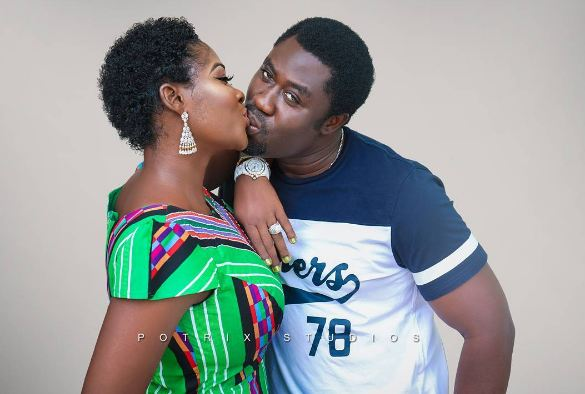 Prince Odi gushes over his wife, Mercy Johnson, calls her his blood!