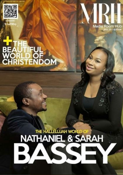 Nathaniel Bassey, Singer, Gospel, Entertainment, #HallelujahChallenge, Wife,