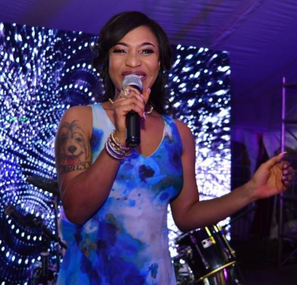 I'm Working On Cleaning Off My Tattoos - Tonto Dikeh