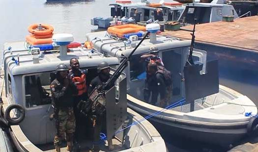 Nigerian Navy Arrests Seven Suspected Fake Officers