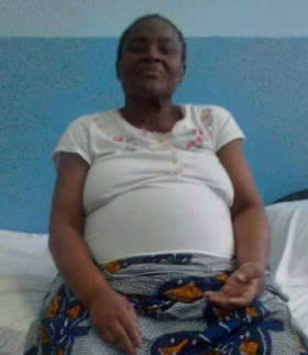 Photos: 61 Year Old Nigerian Woman Welcomes Set Of Triplets