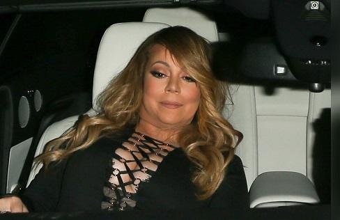 Photos: Chubby Mariah Carey Risks Heart Disease - Doctor Warns