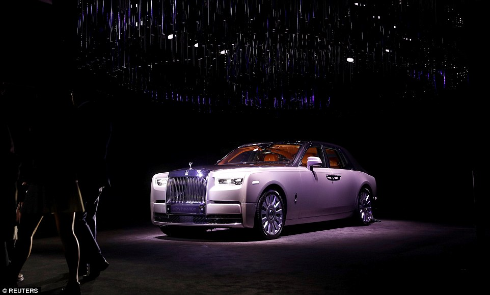 597af7c01de97 Checkout The New Rolls-Royce Phantom [Photos/Video] Uncategorized