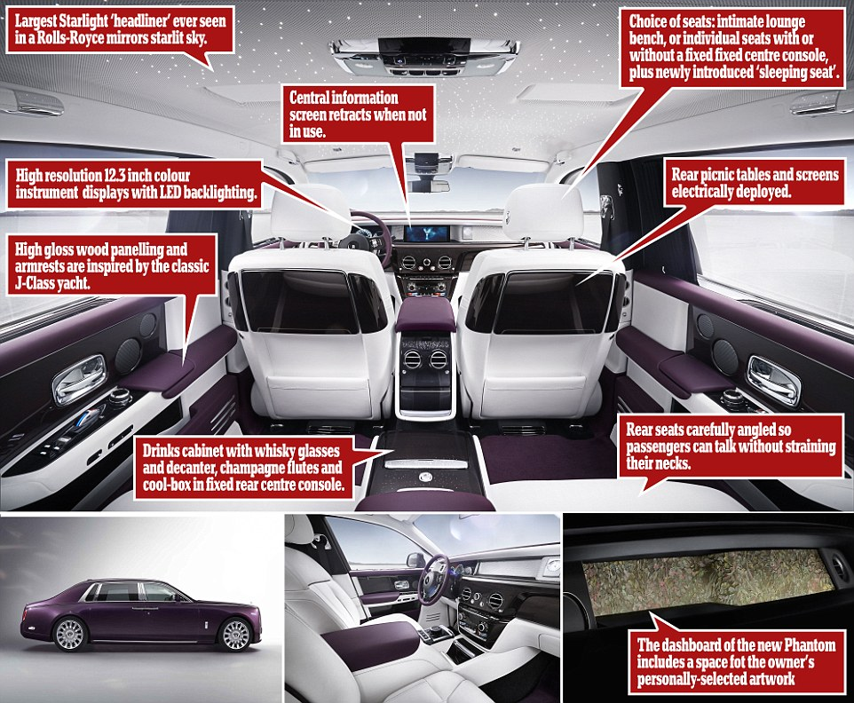 597af920d9df2 Checkout The New Rolls-Royce Phantom [Photos/Video] Uncategorized