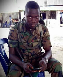Photos: Benue-born Soldier, Onah John Ali, Dies In An Attack By Boko Haram Members In Borno