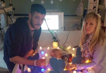 """Our Beautiful Boy Has Gone"": Little Charlie Gard's Parents Announce His Death After Life Support Is Switched Off"