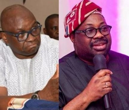 Fayose Has Never Hidden His Pathological Disdain For Buhari - Dele Momodu Writes