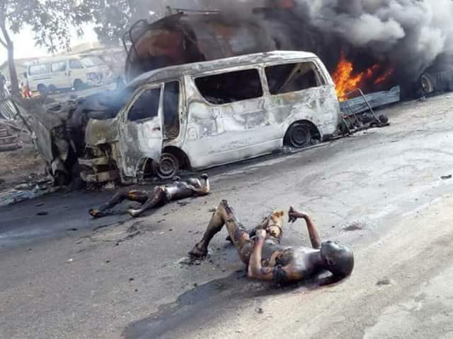 10 killed in Kogi auto crash
