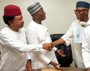 What destroyed PDP may destroy APC if we don't act fast- Shehu Sani says as he reports recent attack on him to Oyegun