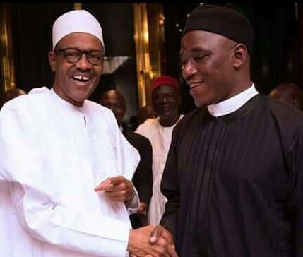 What Buhari told me in London - Sports minister, Solomon Dalung writes