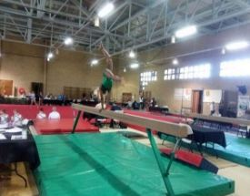 Nigeria gymnastics team forced to cut short their participation in Continental Championship in South Africa due to lack of funds.