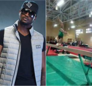 """What a National Disgrace!"" Peter Okoye reacts to news of the gymnastic team that had to return home due to lack of funds"