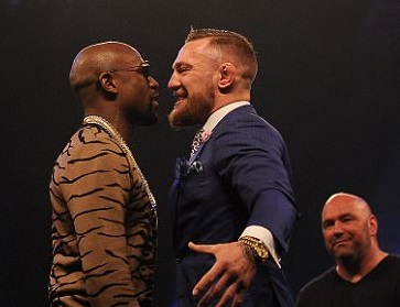 Scared already? Floyd Mayweather says he's older and has lost a step compared to young McGregor ahead of their bout