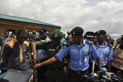 """""""The abduction was masterminded by a politician - Says notorious kidnapper arrested for murder of 60-year-old woman in Ebonyi"""