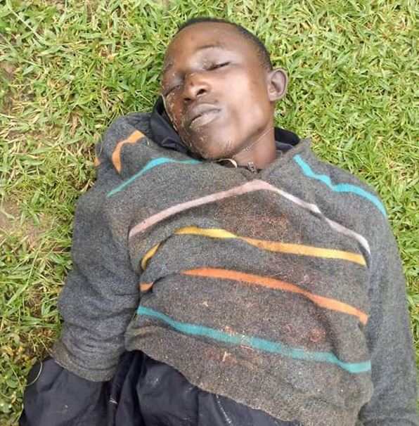598ecd03a1df1 - Notorious Delta State Polytechnic cultist & kidnapper, shot dead [Photos]