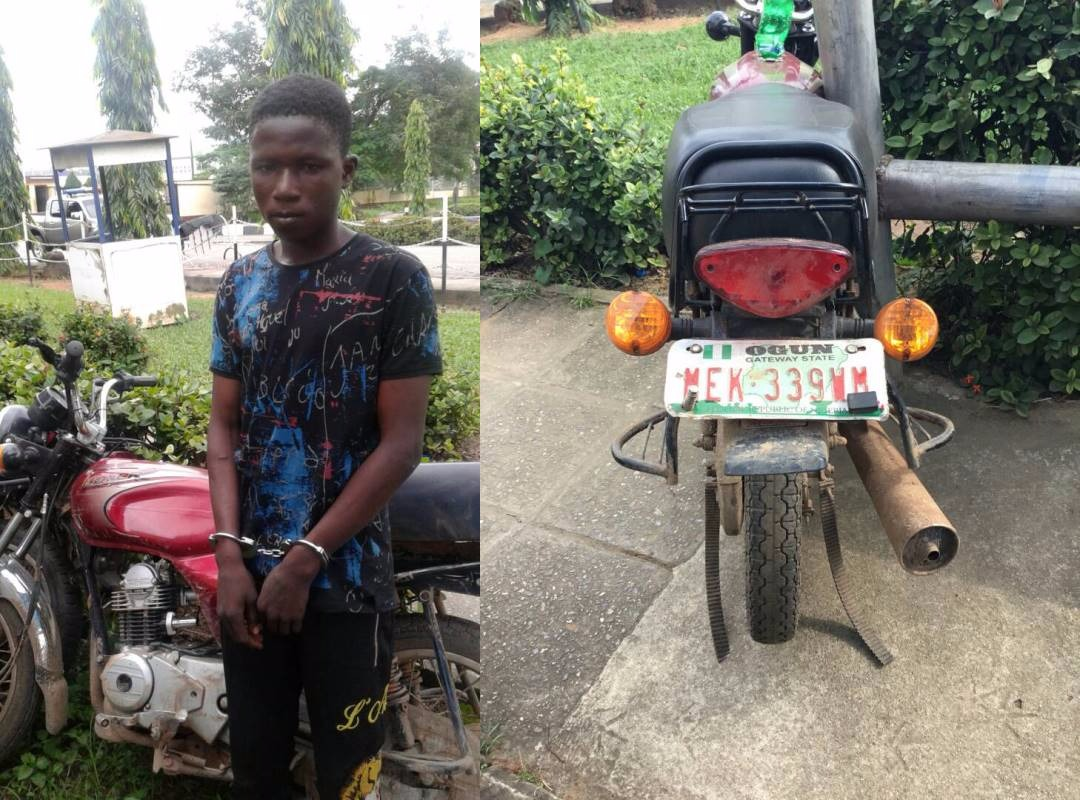 Notorious armed robber, who has been terrorizing people of