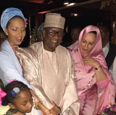Video: Billionaire Mohammed Indimi shed tears of joy during his 70th birthday in Spain