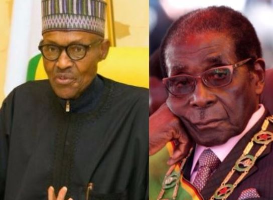 What Muhammadu Buhari and Robert Mugabe have in common - BBC