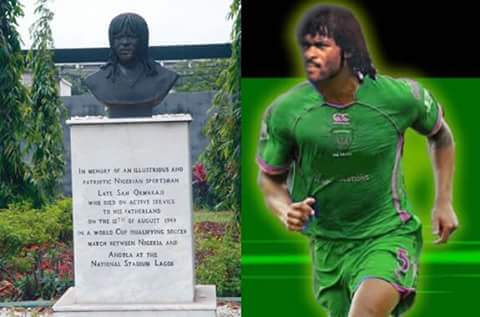 Team Mates Hold Memorial For Late Super Eagles Player, Sam Okwaraji