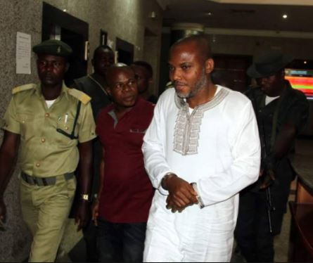 We will resist any plan to re-arrest Nnamdi Kanu — MASSOB