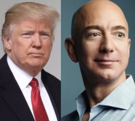 Amazon is doing great damage to tax paying retailers throughout the U.S. - Donald Trump