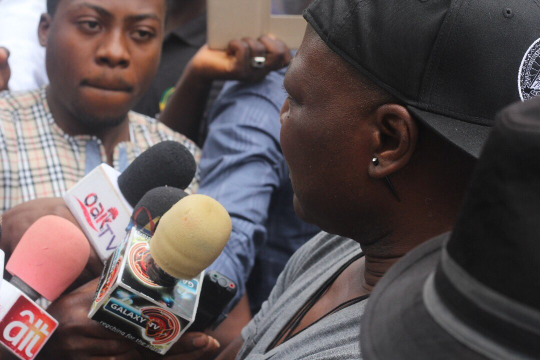 Charly Boy announces Postponement of the #ReturnorResign protest