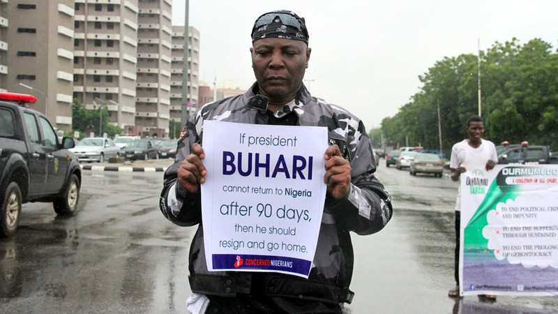 Reasons for #ResumeorResign Protest by Charly Boy