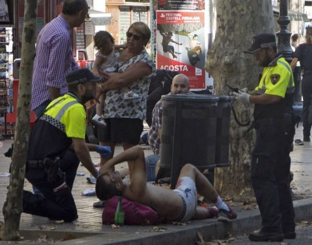13 Dead and Over 50 People Injured In Death  Toll  In Barcelona