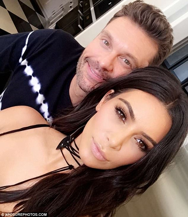 Kim Kardashian to co-host Live! with Ryan Seacrest when Kelly Ripa goes on vacation