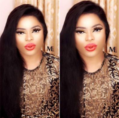 Bobrisky shares new makeup photos