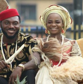 Ex Bread Seller, Olajumoke Is Now An Actress, Features In New Movie As A Bride (Pics)