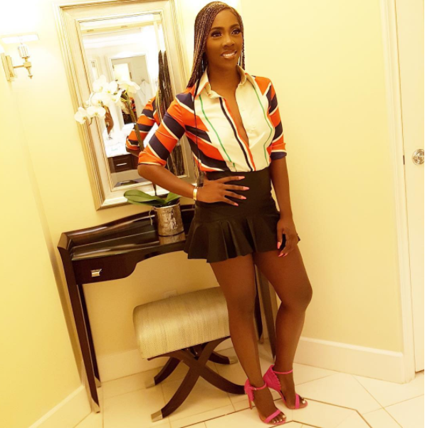 Tiwa Savage looks much younger in new photos