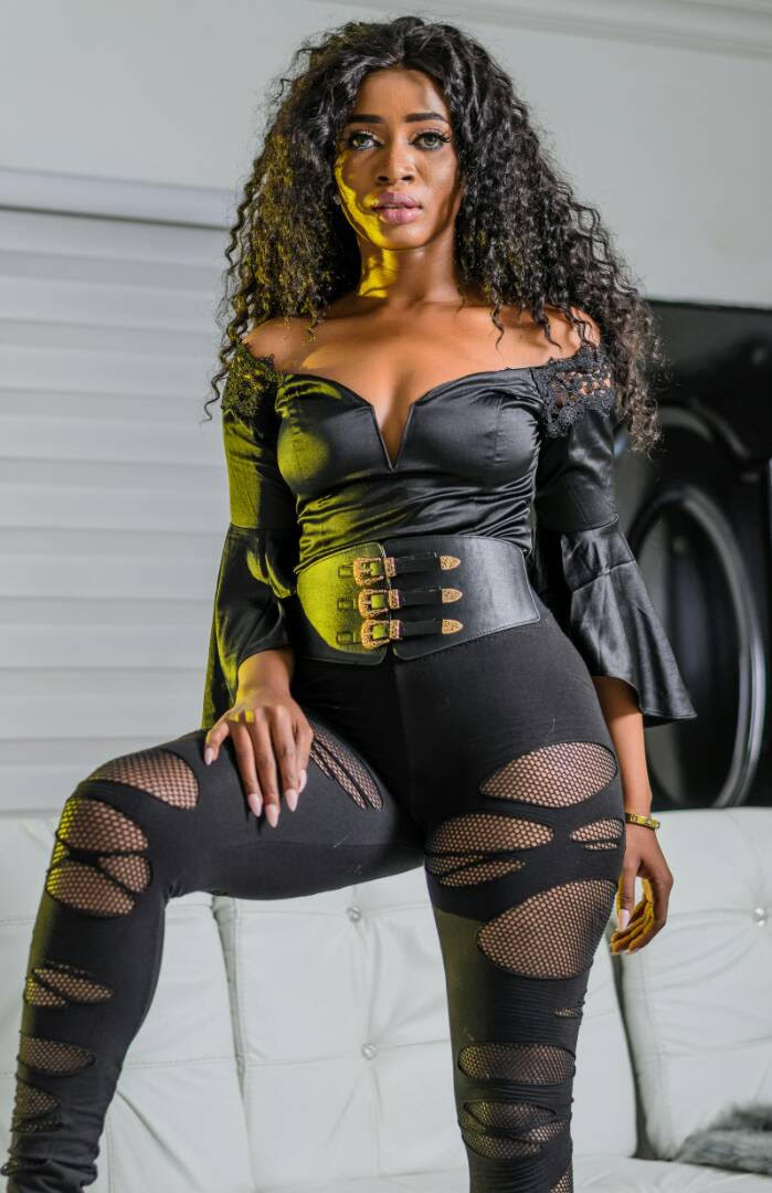 Actress Victoria Egbuchere Releases Stunning Photos To Mark Her Birthday