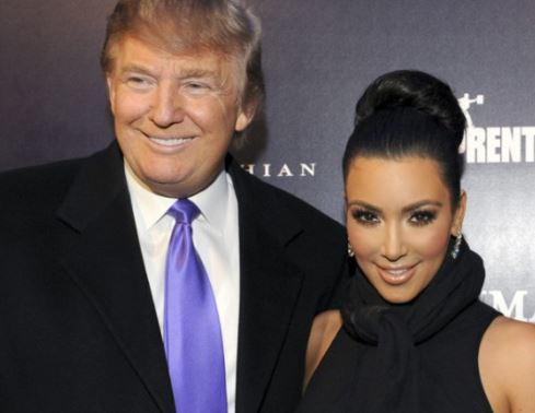 'My Daughter Would Make A Better President Than Donald Trump'- Kim Kardashia