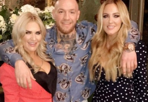 Meet Conor McGregor's very glamorous sisters who are edging into the spotlight for their lavish lifestyles (Photos)