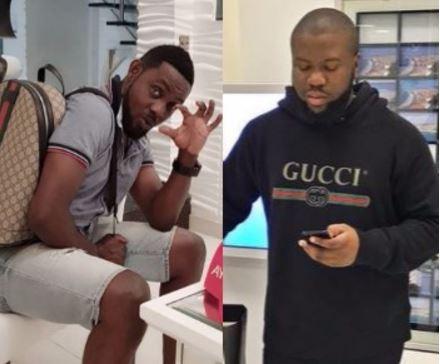 Hushpuppi Responds To Comedian AY's Gucci Bag Post