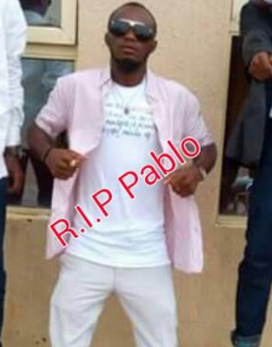 Photos: Public Administration undergraduate dies few hours after writing his final paper in Ebonyi
