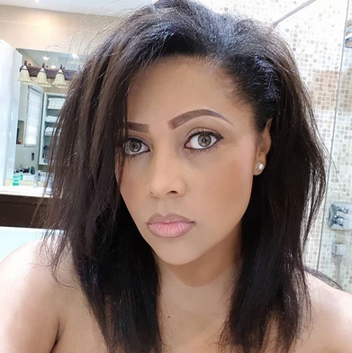 'Wake up to this every morning' - Peter Okoye gushes about his wife, Lola Omotayo as he wishes her a happy birthday