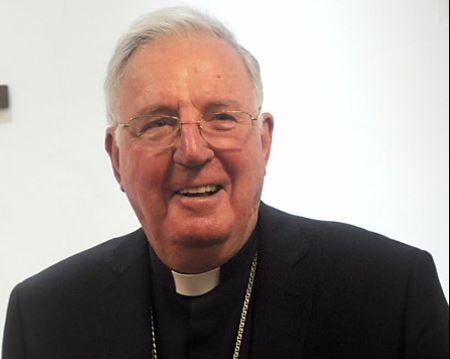 Murphy O'Connor, former leader of the Roman Catholic Church in England and Wales, dies at 85