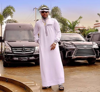 Music executive, E-money, shows off his impressive garage in new photos
