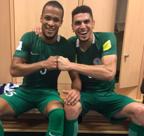 Nigerian defender, William Troost-Ekong celebrates 24th birthday with victory over Cameroon