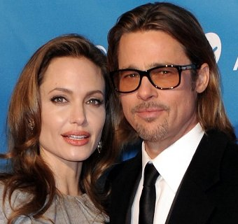 Brad Pitt & Angelina Jolie may be getting back together