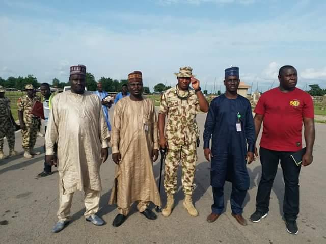 Black Sallah: Boko Haram terrorists slaughter 11 persons in IDPs camp in Banki, Borno