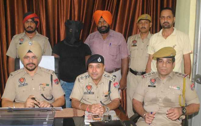 Photo: Nigerian national arrested in India with heroin