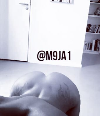 Singer Maheeda Twerks Completely Naked In IG video.