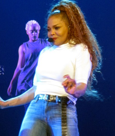 Janet Jackson Shows Off Incredible Post-Baby Body | PEOPLE.com