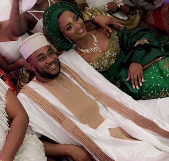 Photos from Ex beauty Queen Powede Lawrence's traditional wedding