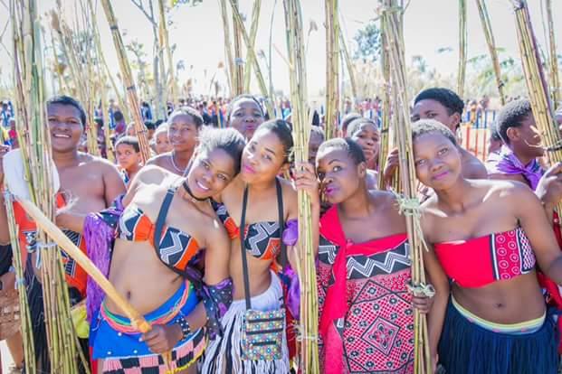 Zulu virginity test video — img 5