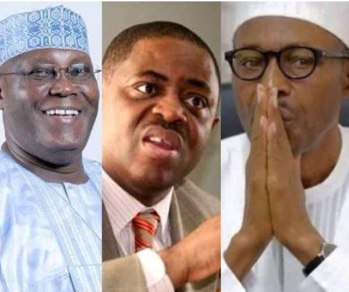 Atiku is a blessing whilst Buhari is a curse to Nigeria - Femi Fani-Kayode